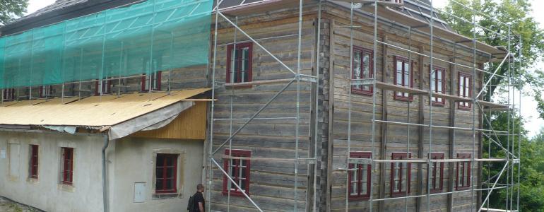 Kittelův dům - č. p. 10 - Pěnčín u Jablonce nad Nisou