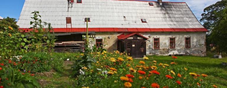Dům čp. 11 - Kittelovo muzeum - Pěnčín u Jablonce nad Nisou