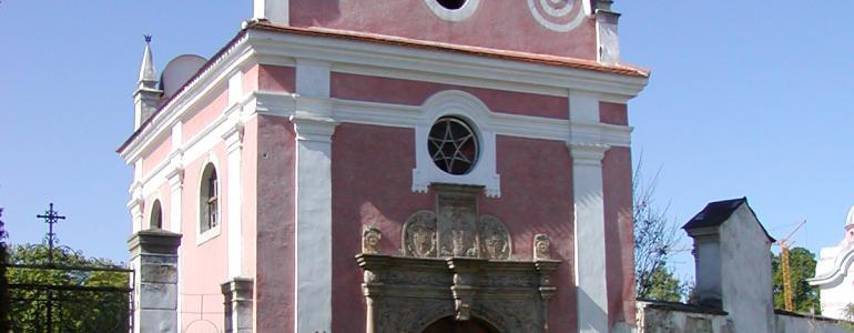 Hřbitovní kaple - Slavonice