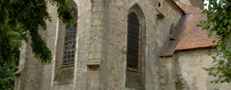 Kostel Božího Těla - Slavonice