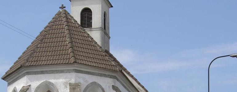 Kostel Jana Křtitele - Slavonice
