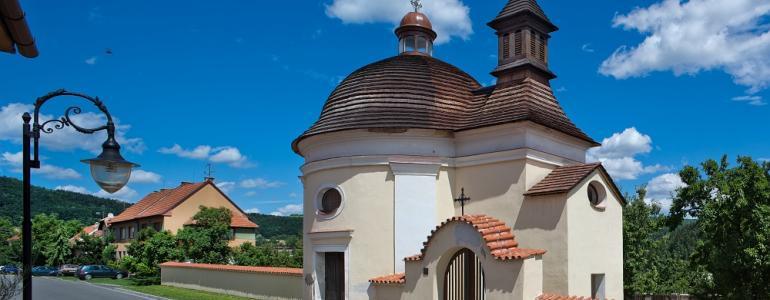 Kaple sv. Antonína Paduánského - Lomnice