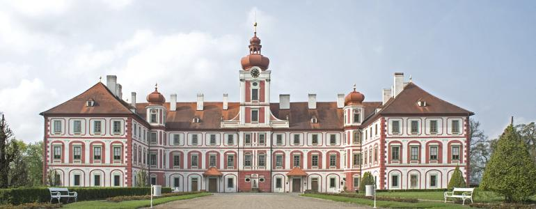 Mnichovo Hradiště - státní zámek