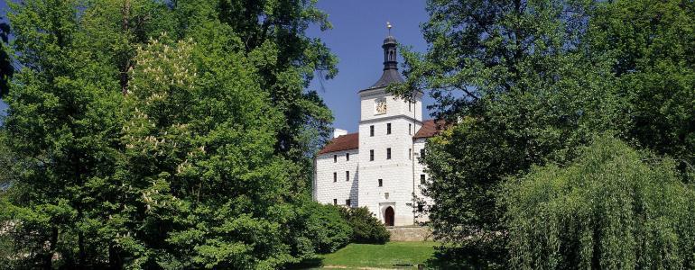 Březnice - státní zámek