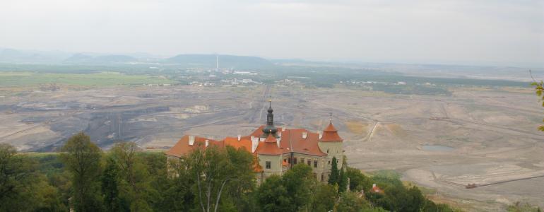 Jezeří - státní zámek