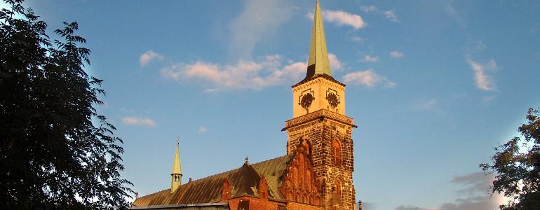 Chrám sv. Jiljí - Nymburk