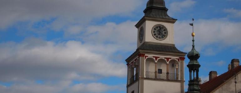 Věž staré radnice - Třeboň