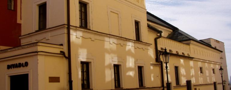 Divadlo Karla Hynka Máchy - Litoměřice