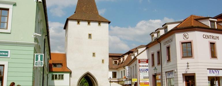 Pražská brána - Beroun