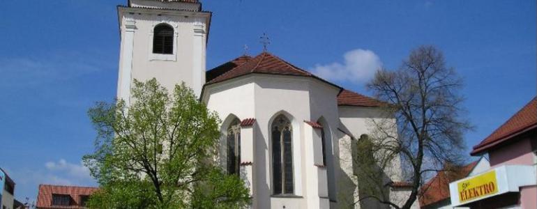 Kostel sv. Jakuba Většího - Beroun