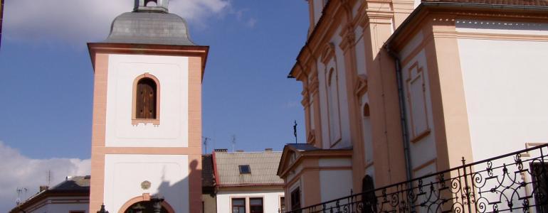 Kostel sv. Vojtěcha - Litoměřice