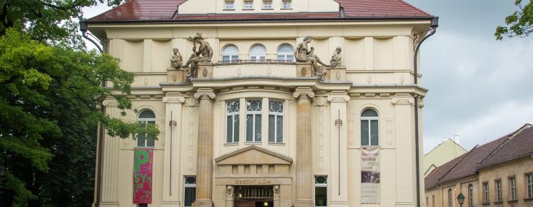 Obecní dům - Opava