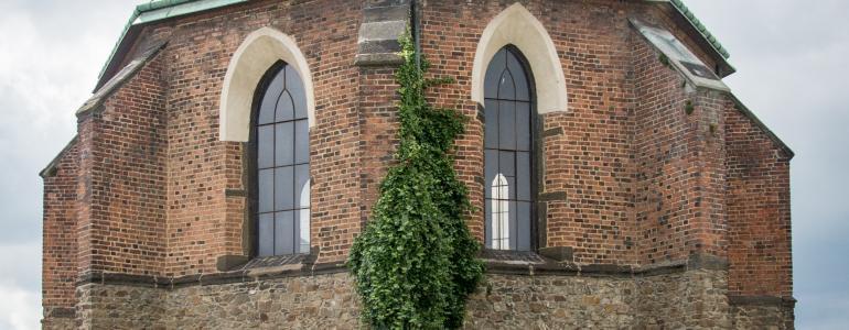 Kaple sv. Kříže - Švédská kaple - Opava
