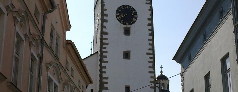 Farní kostel Narození Panny Marie - Příbor