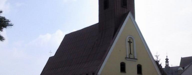 Kostel sv. Kříže - Příbor