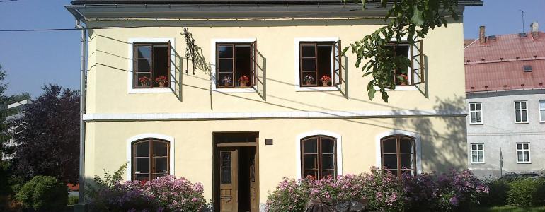 Rodný dům Sigmunda Freuda - Příbor
