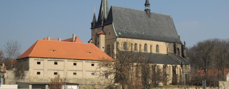Kostel sv. Gotharda - Slaný