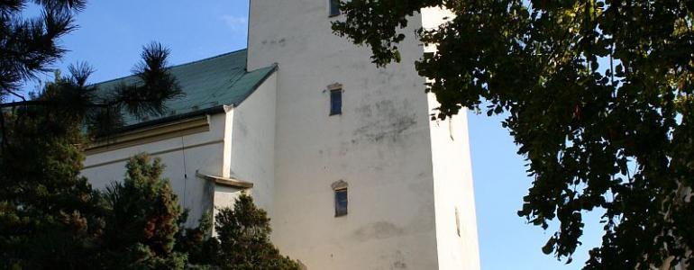 Farní kostel sv. Jakuba Většího - Lipník nad Bečvou