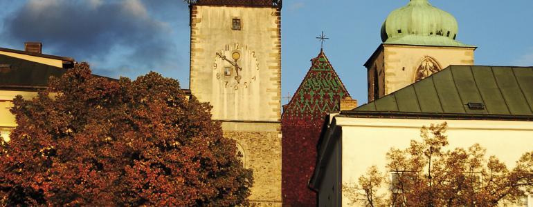 Kostel sv. Jakuba Většího - Jihlava