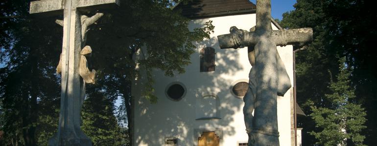 Kostel sv. Jana Křtitele - Jihlava