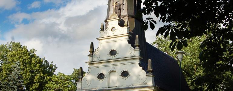 Kostel sv. Ducha - Jihlava