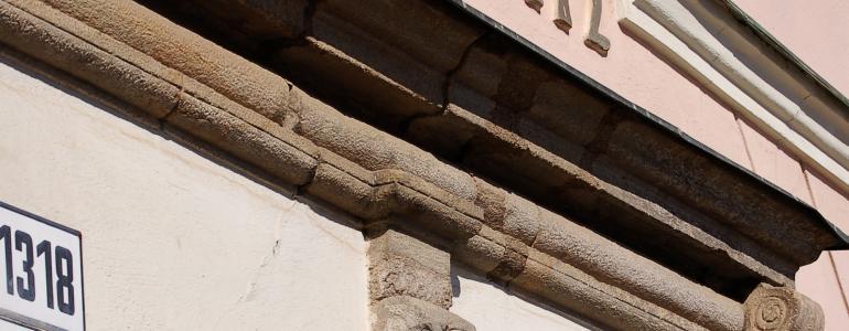 Muzeum Vysočiny Jihlava - renesanční cechovní a měšťanský dům