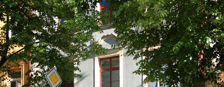 Oblastní galerie Vysočiny -  měšťanský dům