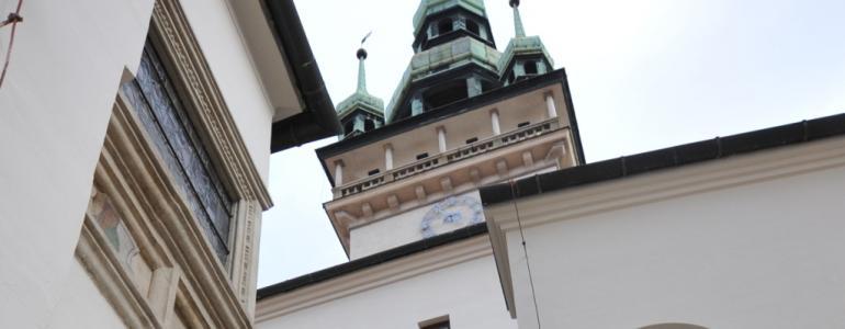 Stará radnice - vyhlídková věž