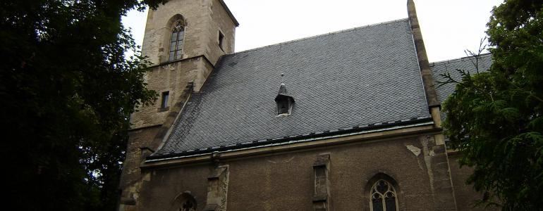 Kostel Nejsvětější Trojice - Kutná Hora