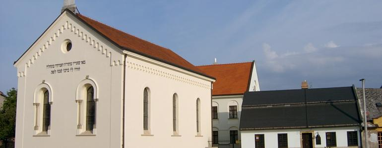 Synagoga - Heřmanův Městec