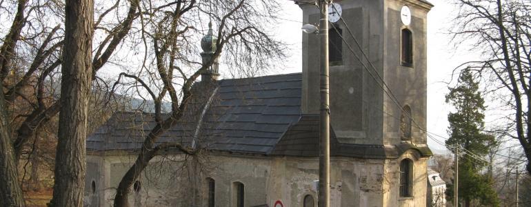 Kostel sv. Josefa - Pěnčín u Jablonce nad Nisou