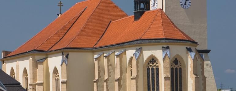 Kostel sv. Jakuba staršího - Boskovice