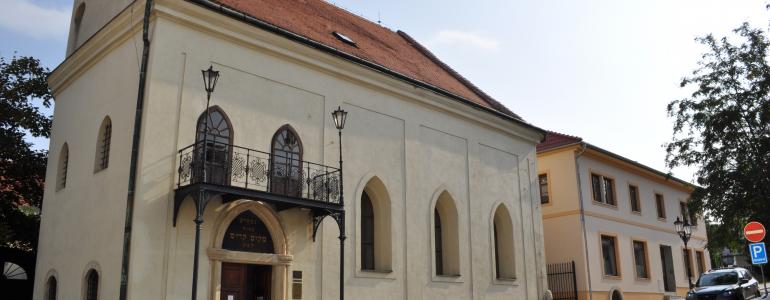 Synagoga maior - Boskovice