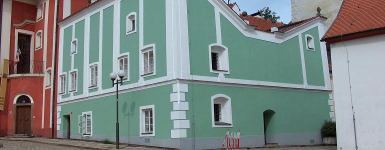Městská šatlava - dům čp. 11