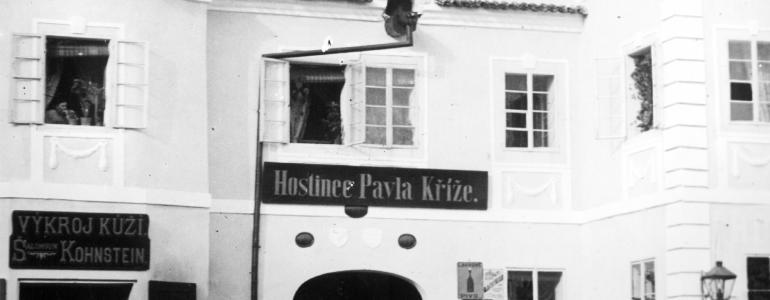 Měšťanský dům čp. 17 - Pelhřimov