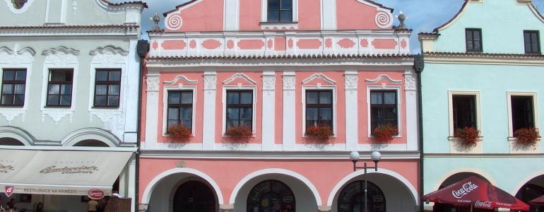 Měšťanský dům čp. 3 - Pelhřimov