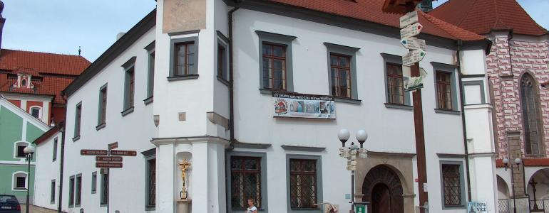 Šrejnarovský dům čp. 10 - Pelhřimov