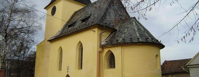 Kostel apoštolů Jana a Pavla - Kutná Hora - Malín