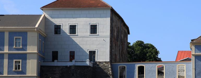Areál kolínského zámku