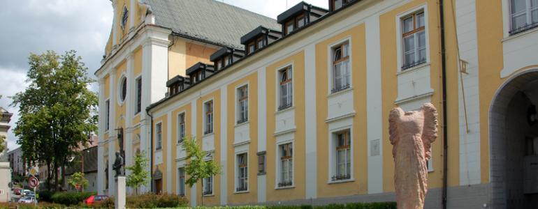 Klášterní kostel sv. Rodiny - Havlíčkův Brod