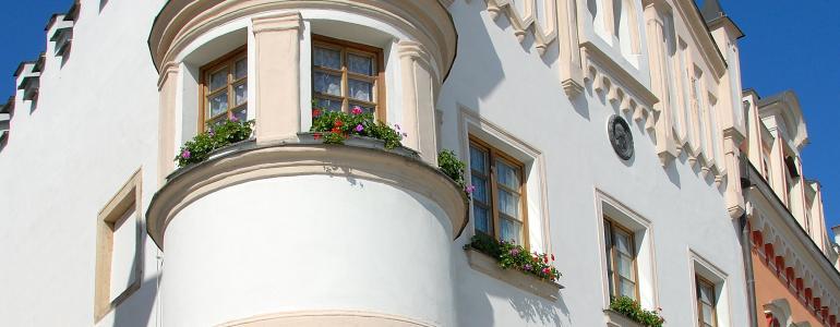 Muzeum Vysočiny Havlíčkův Brod - dům zvaný Havlíčkův