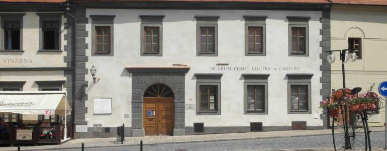 Muzeum české loutky a cirkusu - Prachatice
