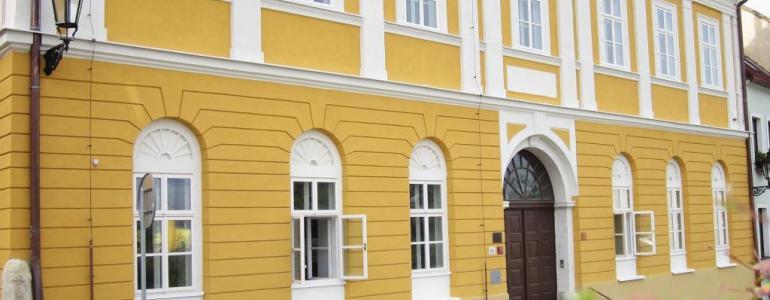 Židovský obecní dům - Boskovice