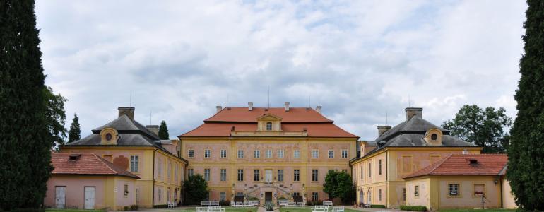 Krásný Dvůr - státní zámek