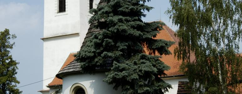 Kostel sv. Jakuba Většího - Svádov