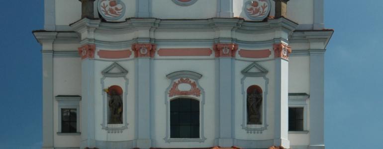 Kostel sv. Vojtěcha a dominikánský klášter v Ústí nad Labem