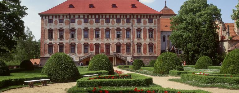 Libochovice - státní zámek