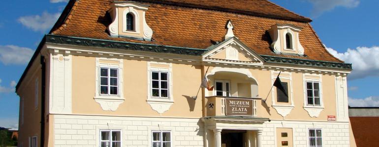 Muzeum zlata Nový Knín – pobočka Hornického muzea Příbram