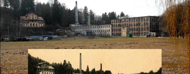 Vonwillerova továrna - Žamberk