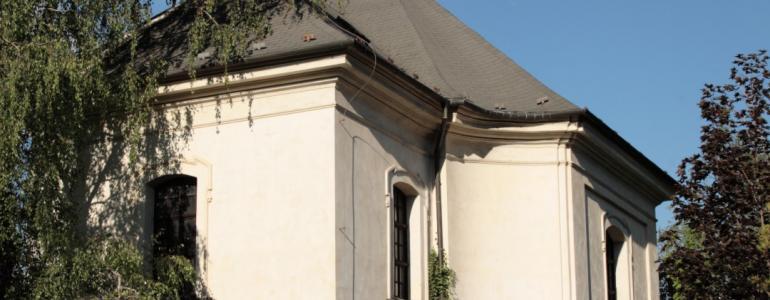 Kostelík Nejsvětější Trojice a 14. sv. Pomocníků